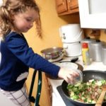The earlier kids learn skills to cook, the more developed those skills will be. Cooking skills for kids give them the confidence to want to learn more.