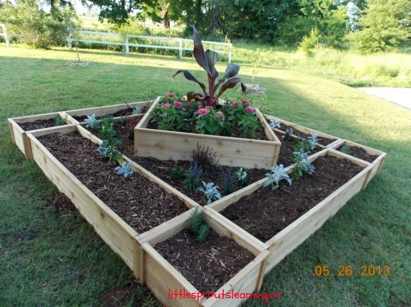 gardening like a ninja, making the most of your gardening space