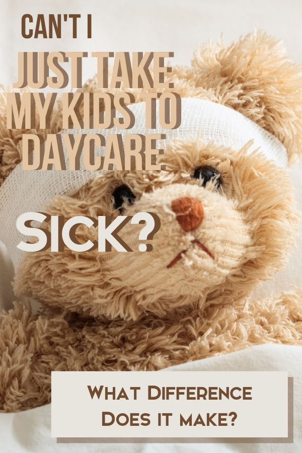 When your child is sick, you still have responsibilities, and you need to be at work. But why does the daycare have such a strict daycare sick policy?