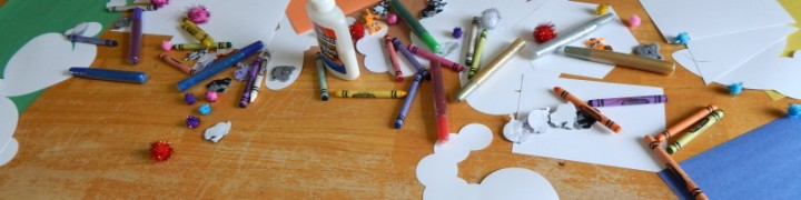 Creativity is so important and it must be cultivated. The world is full of cookie cutter art where every child's projects look the same. These craft projects are cute, but if we teach children all art should look exactly the same, what are we really saying to them? We have to cultivate and nurture creativity in kids.