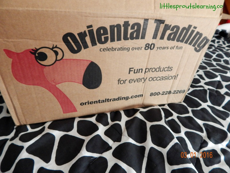 great open ended art supplies from oriental trading company