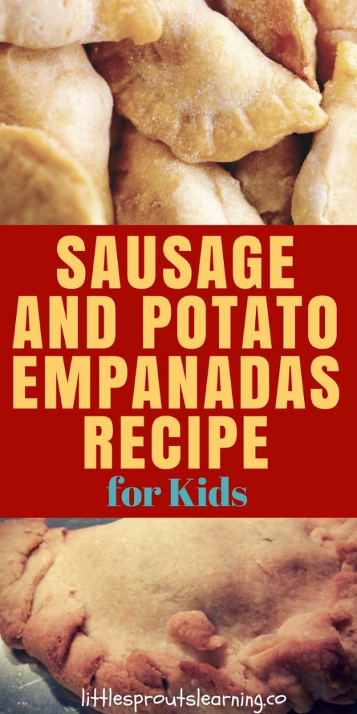 Sausage and Potato Empanadas Recipe for Kids