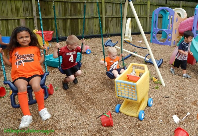 The Importance of Play in Early Childhood Settings