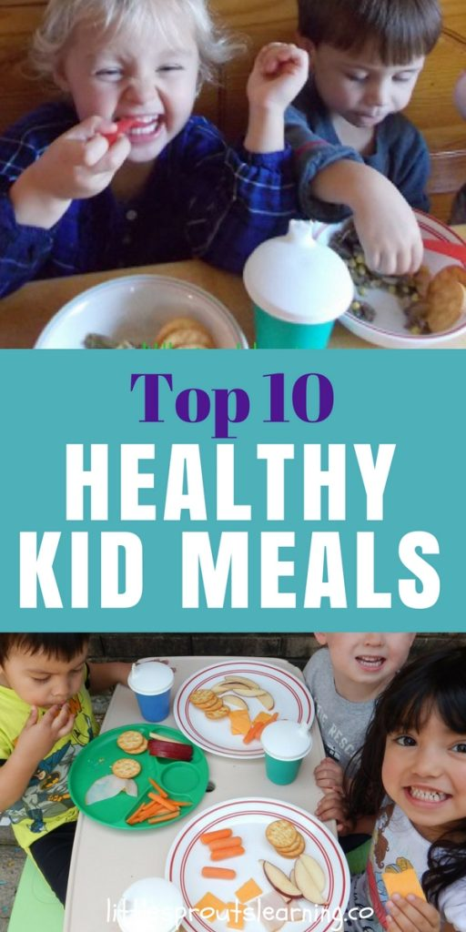 Top 10 Healthy Meals for Picky Eaters