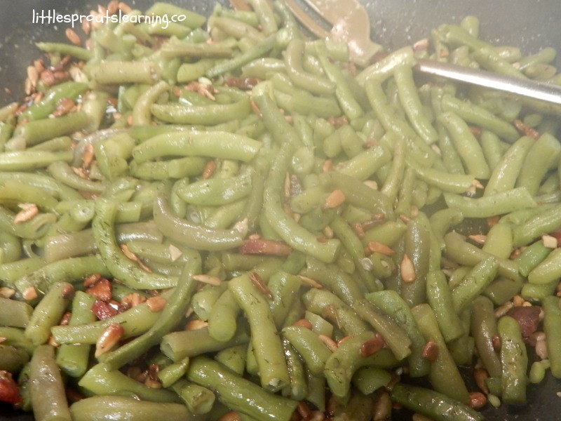 world famous green bean recipe cooking