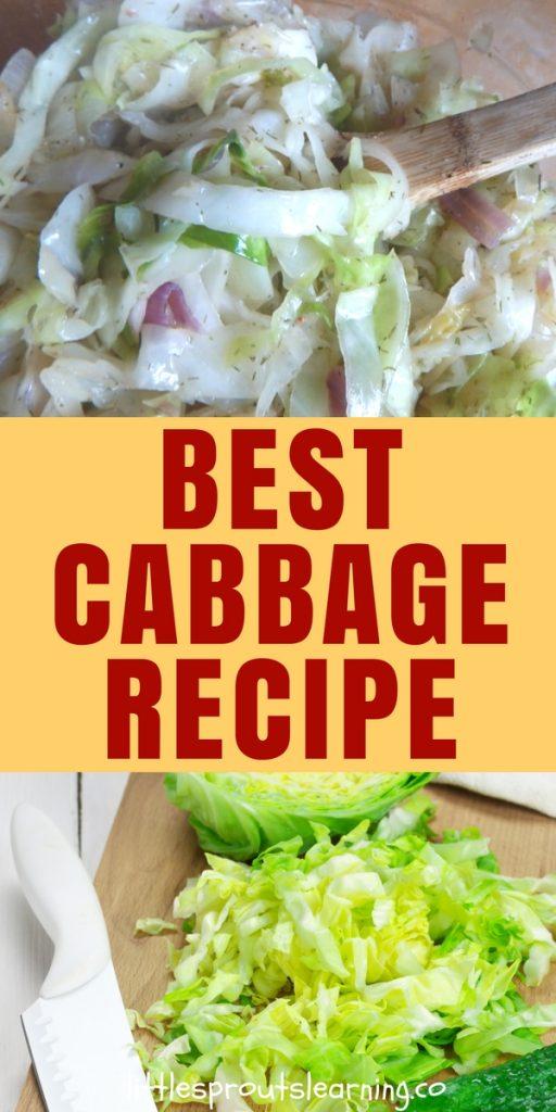 Best Cabbage Recipe