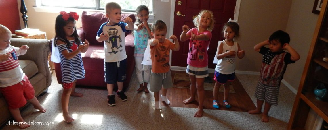 rubber band archery, kids summer olympic games