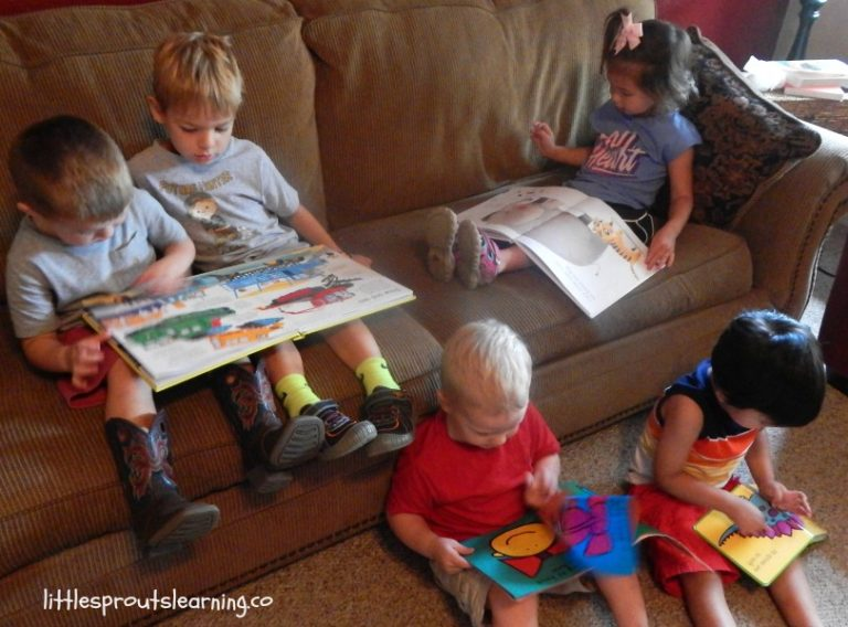 Importance of Reading to Your Child