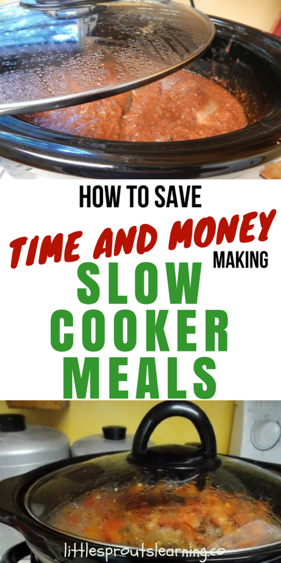 How to Save Time and Money Making Slow Cooker Meals