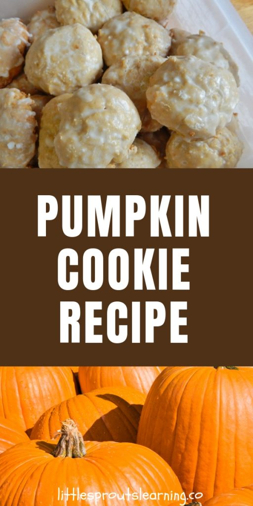 These soft pumpkin cookies are bomb. You can make them with homemade pumpkin puree or used canned, but you're going to be asking for more.