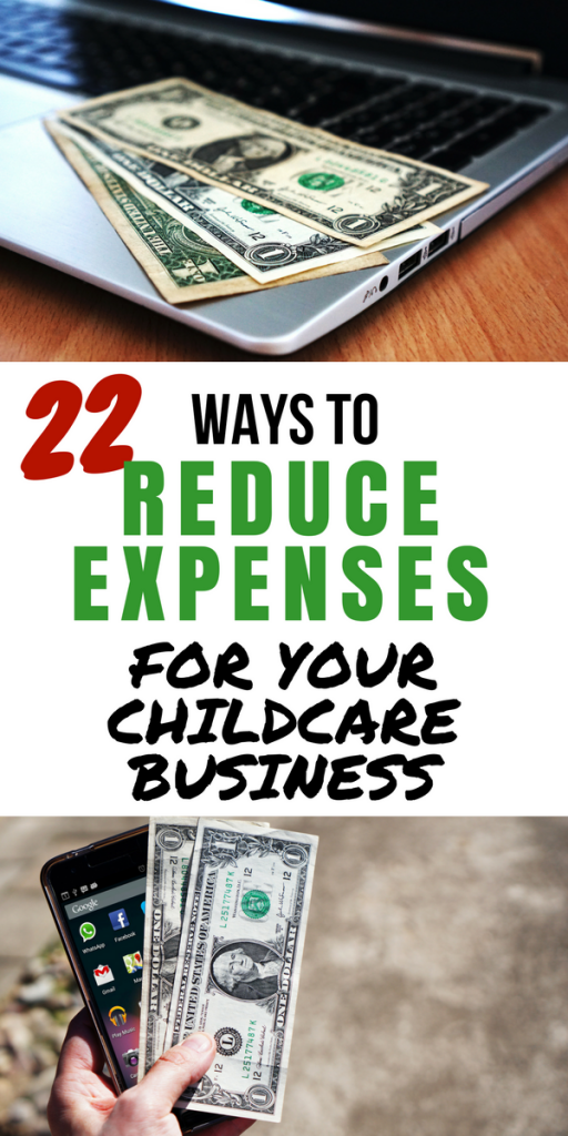 22 Ways to Reduce Expenses for your Childcare Business