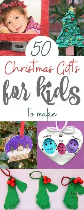 Finding gifts kids can make can be a challenge sometimes. Gifts kids can make instead of the provider can sometimes be hard to find.