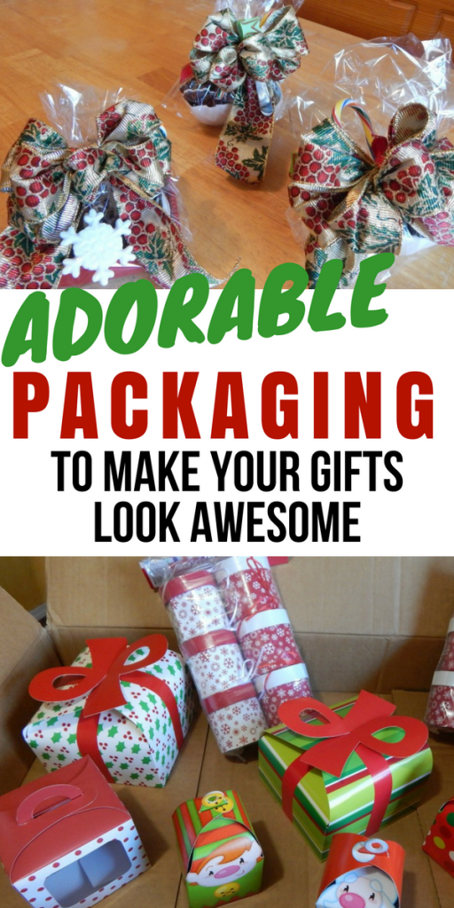 Adorable Packaging to Make your Gifts Look Awesome