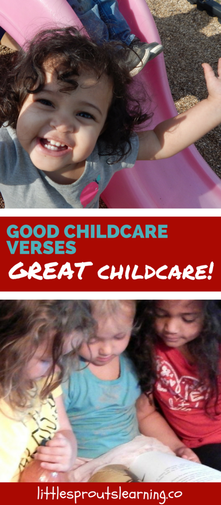 How Can I Be a GREAT Childcare Provider?