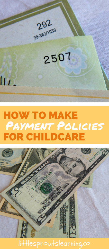 How to Make Payment Policies for Childcare