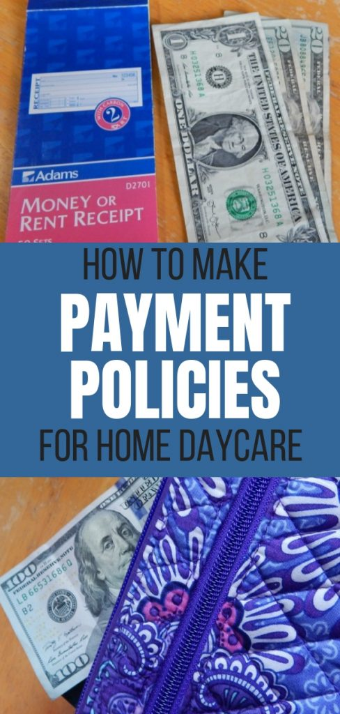 Payment policies for childcare are super important. It's even more important to set your payment policies BEFORE you need them. Find out more.