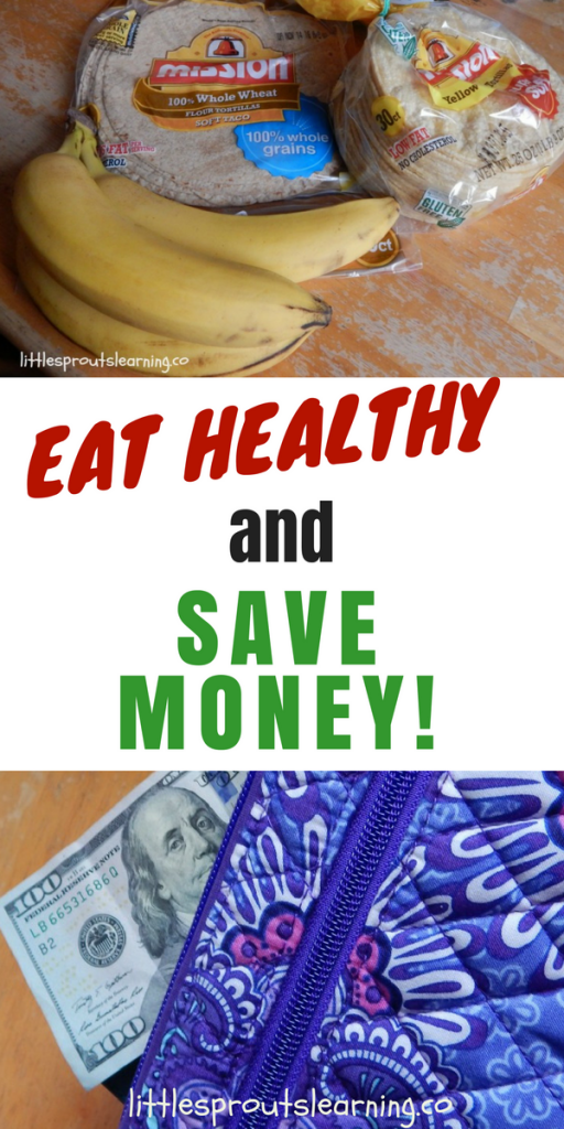 Eat Healthy AND Save Money!