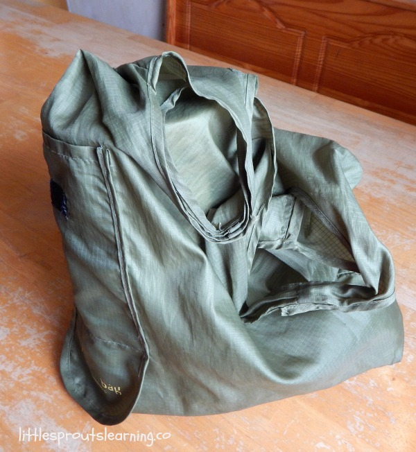reusabe shopping bag tips to save