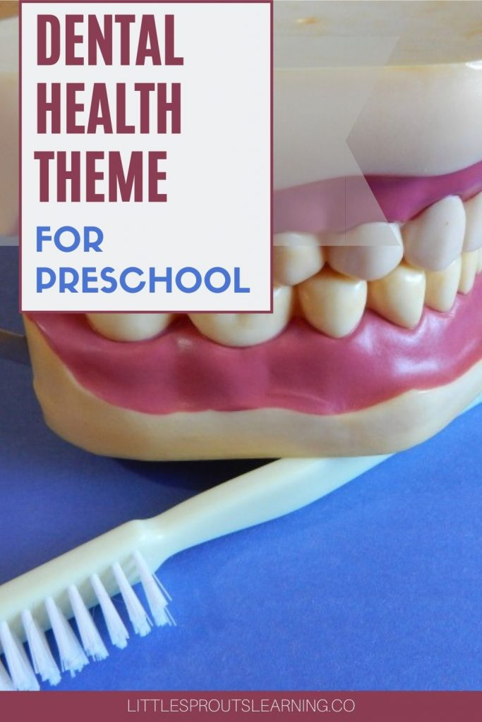 February is dental health month. It can seem like a difficult concept to talk about, but there is a lot you can do to teach kids how to care for teeth.