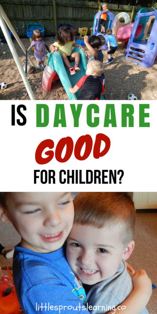 Is Daycare Good for Children?