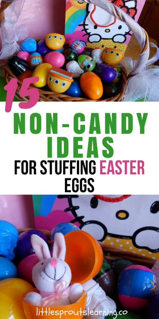 15 Non-Candy Ideas for Stuffing Easter Eggs