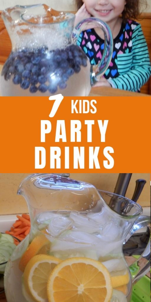I don't know about you but I love a party! Would you love to have some fun kids party drinks to serve that aren't full of artificial colors and flavors?