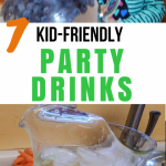 7 Non-Alcoholic Drinks for your Kid-Friendly Party