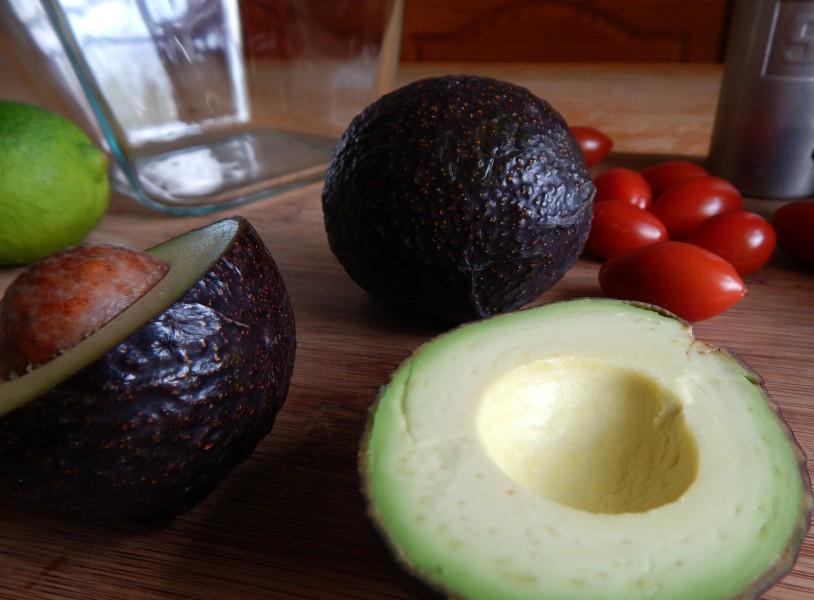 Zesty Avocado Salad, Healthy Real Food