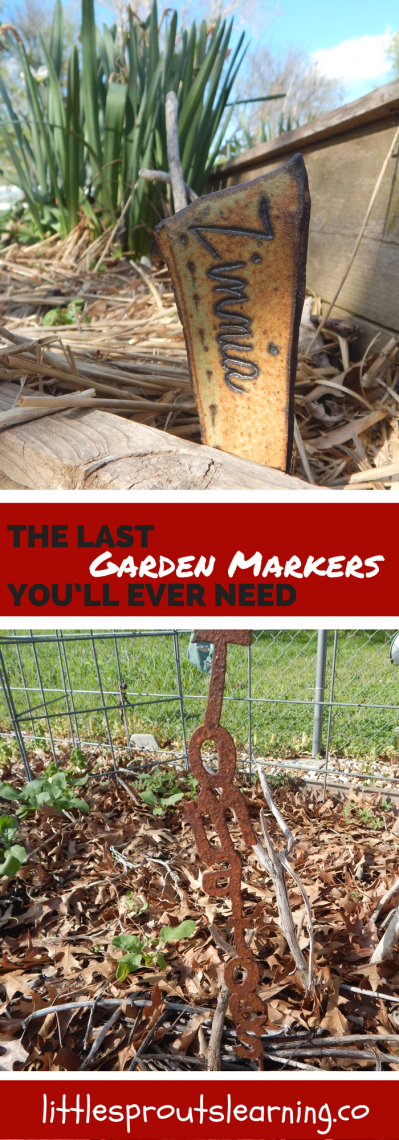 The Last Garden Markers You'll Ever Need