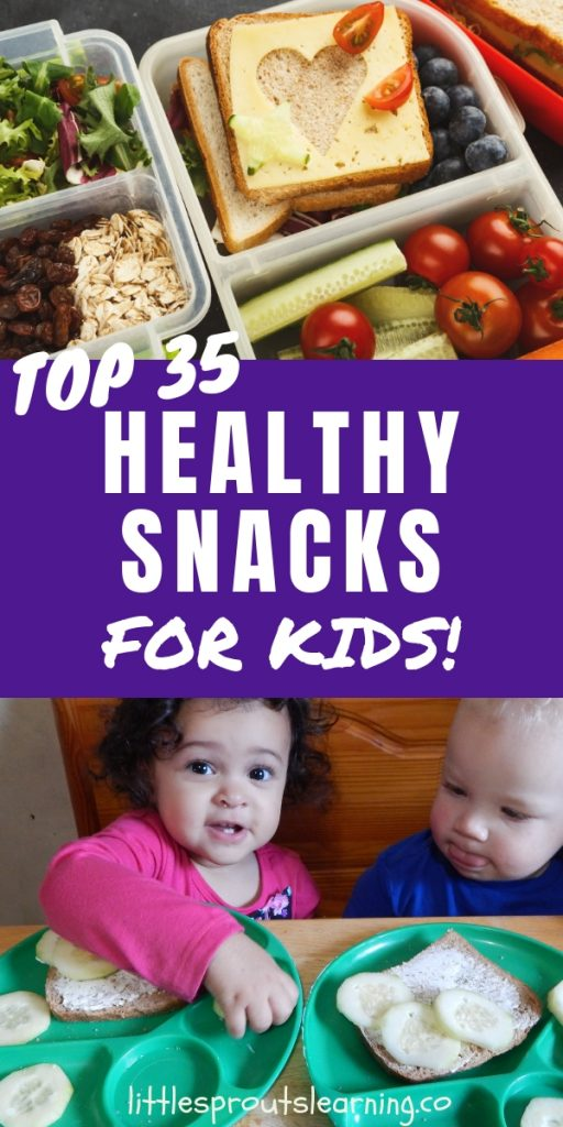 Are you tired of the same ole snacks for kids and wish you had new inspiration for healthy snacks for kids you can feel good about serving?