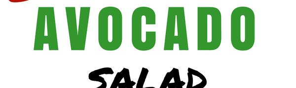 Zesty Avocado Salad