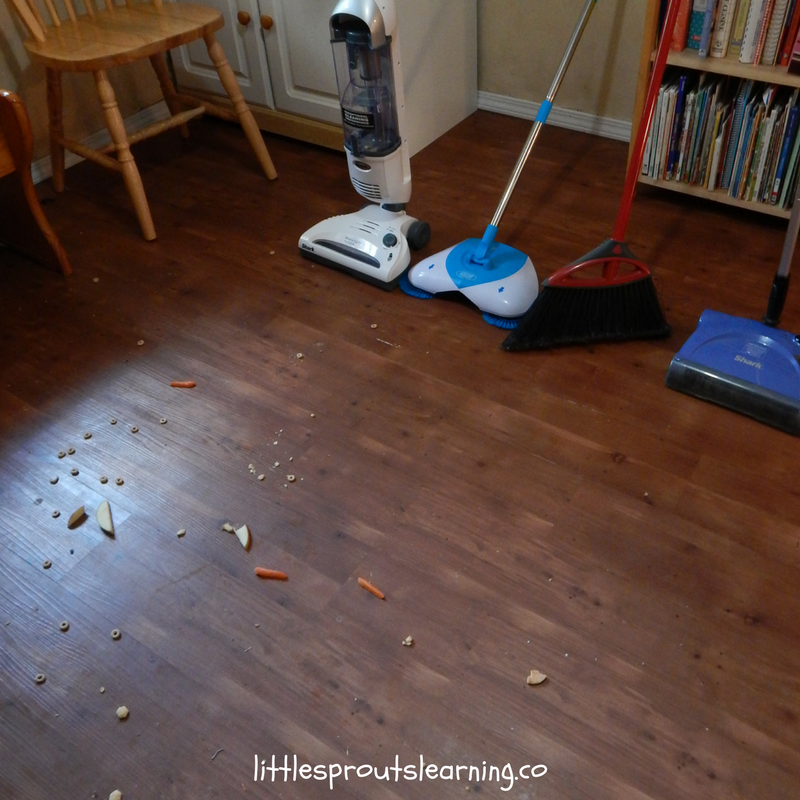 Everything You Need to Know About Sweeping Your Floor