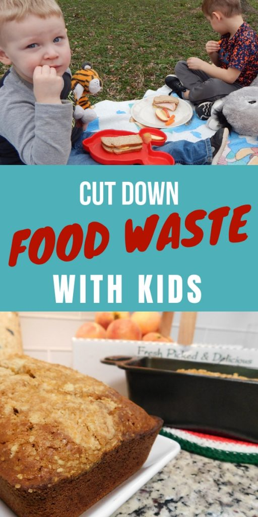 Don't you hate cooking a meal and feeling like you are throwing too much of it away? Cut down on food waste with a few simple changes.
