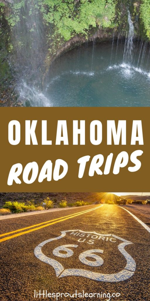 Don't you just LOVE a good road trip? There are some really amazing places that you can discover on Oklahoma road trips just a few minutes from home.