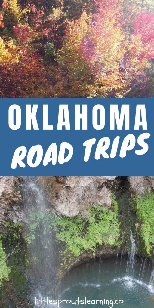 OKLAHOMA ROAD TRIPS: Don't you just LOVE a good road trip? There are some really amazing places that you can discover on Oklahoma road trips.