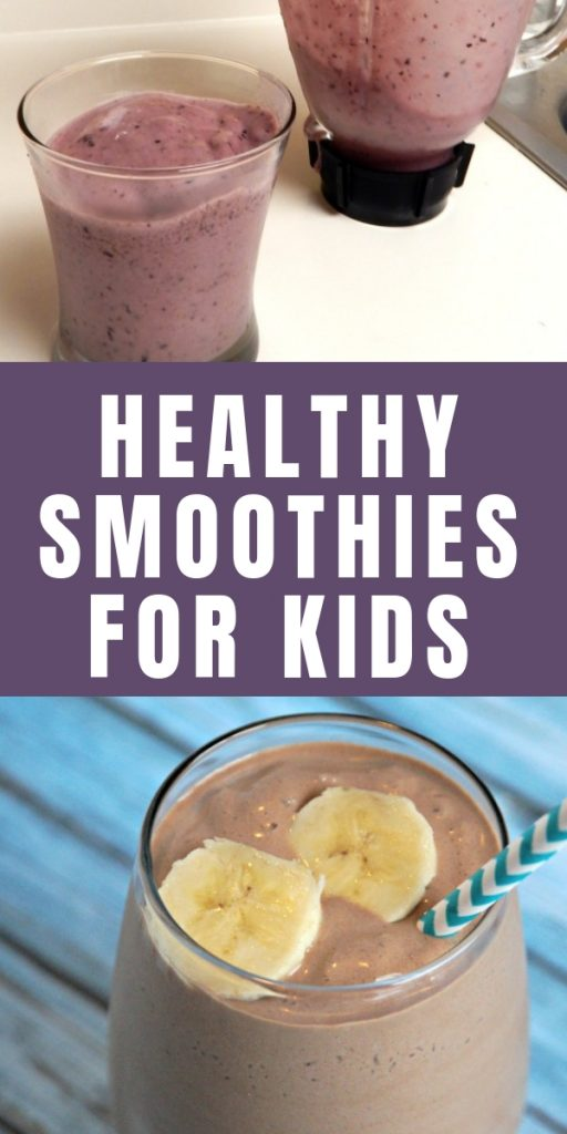 Figure out what you want from your smoothie and add supplements that will get you there. I like to add some raw honey to the smoothie to give it a little sweetness. Kids prefer things that taste sweeter, so try that if your kids aren't too excited about your smoothies.