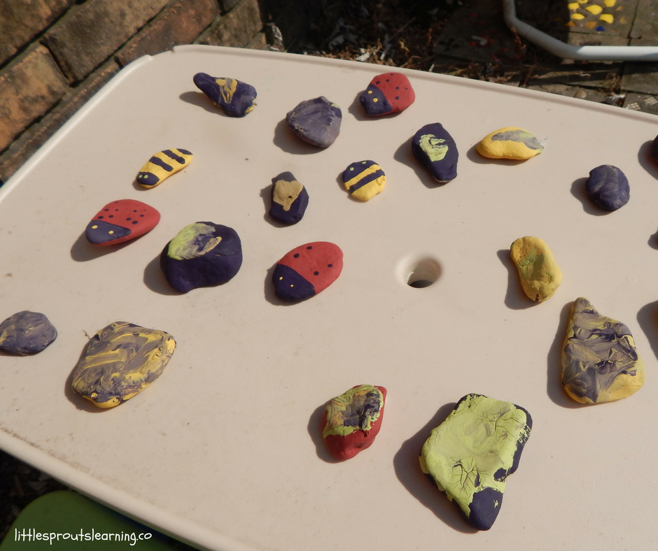 Get Creative with Painted Rocks in the Garden