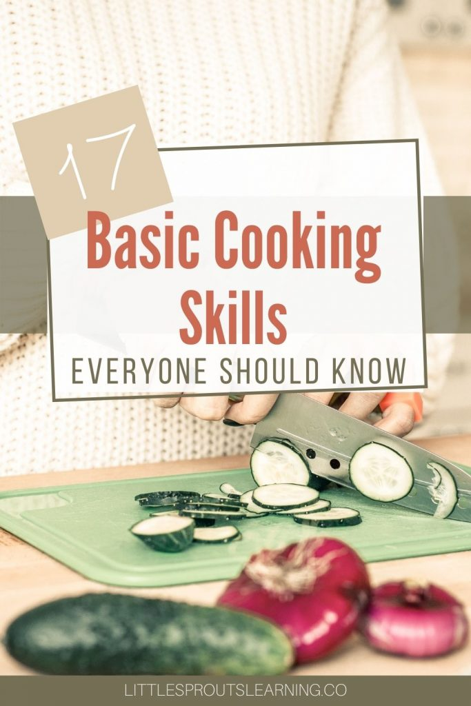 Do you wish you could cook nutritious, homemade meals for your family? You just need a few basic cooking skills and you can make many nutritious and tasty dishes.
