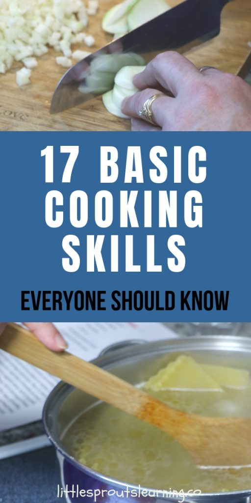 Do you wish you could cook homemade meals for your family? You just need a few basic cooking skills and you can make many nutritious and tasty dishes.