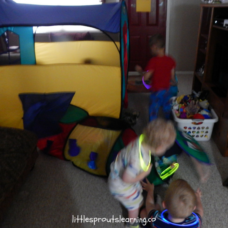Camping Party Ideas for Kids