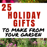 25 Holiday Gifts to Make from your Garden