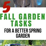5 Fall Garden Tasks for a Better Spring Garden