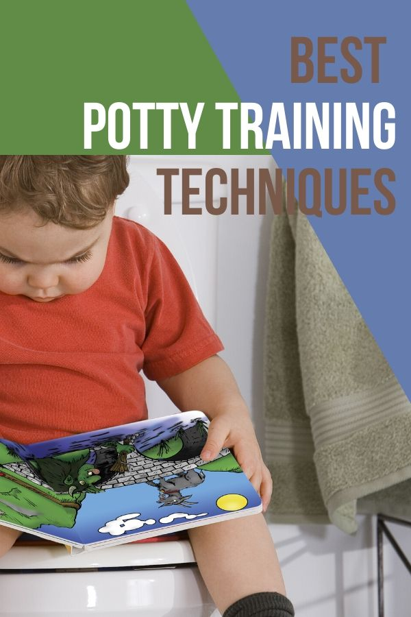 Are you struggling to potty train your child or are thinking about it but don't know where to start? Use these best potty training techniques for success.