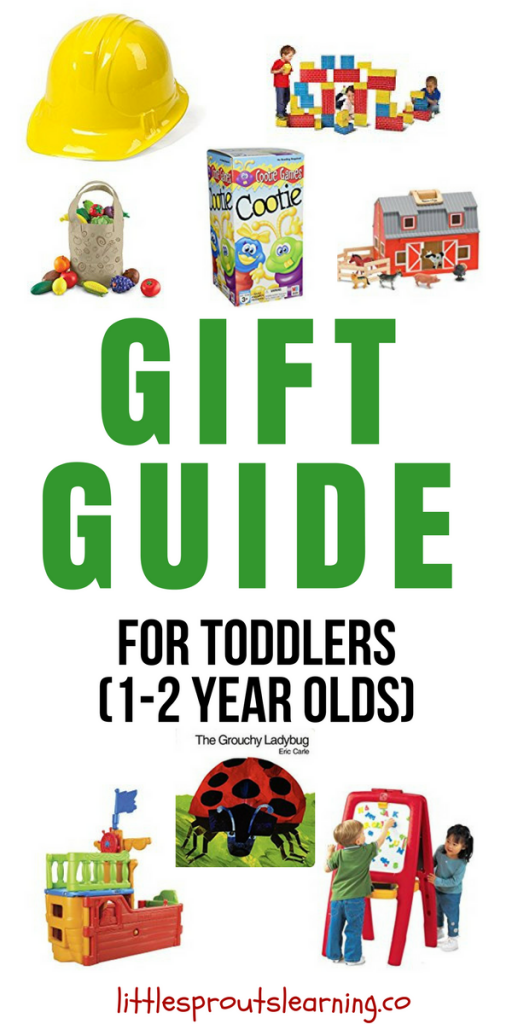 Ultimate Gift Guide for Toddlers