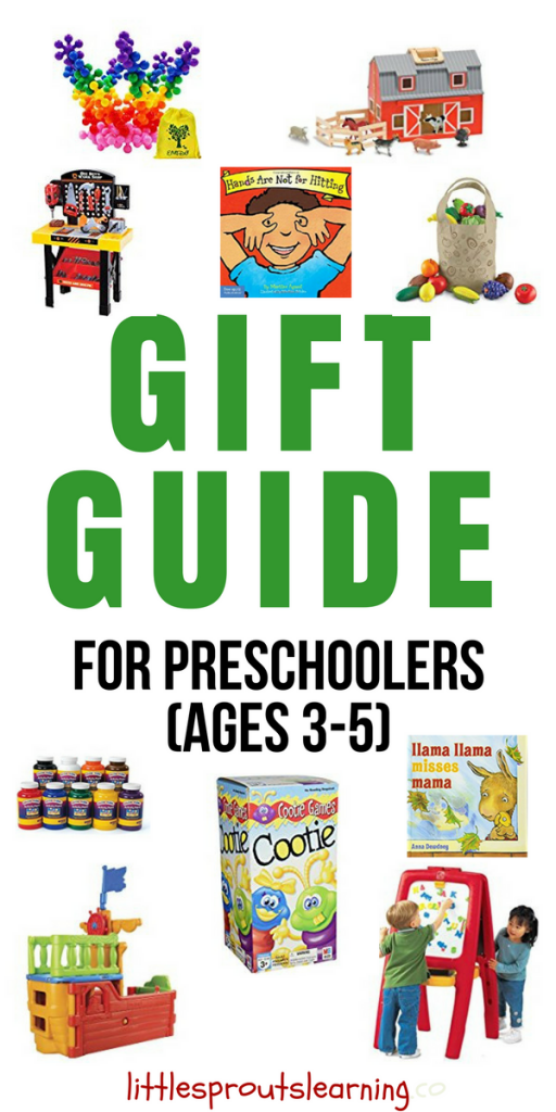 The Ultimate Gift Guide for Preschoolers
