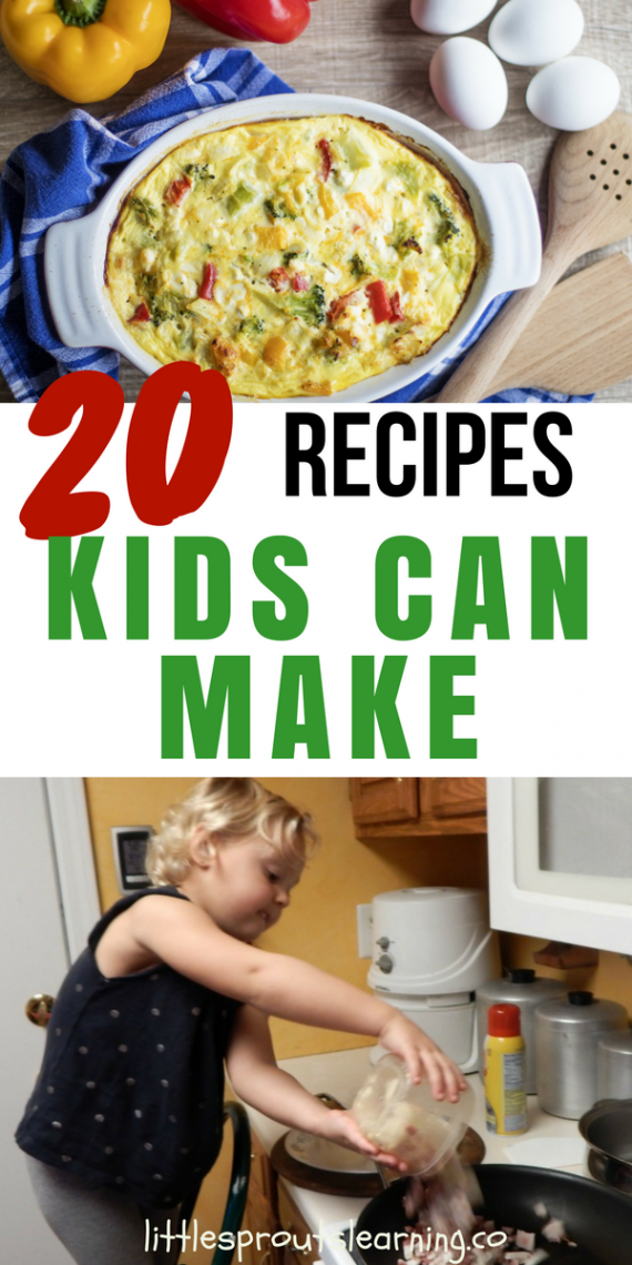 You can also bake this recipe in individual (ounce) ramekins for the same amount of time. Toddlers will love having their own potpie—just make sure you let the ramekins cool completely before serving. Let your toddler help by: • Identifying and locating the vegetables. • Helping roll the dough.