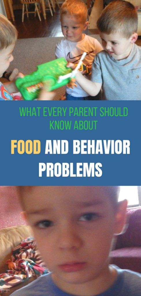What every parent should know about food and behavior problems.