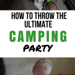 How to Throw the Ultimate Camping Party