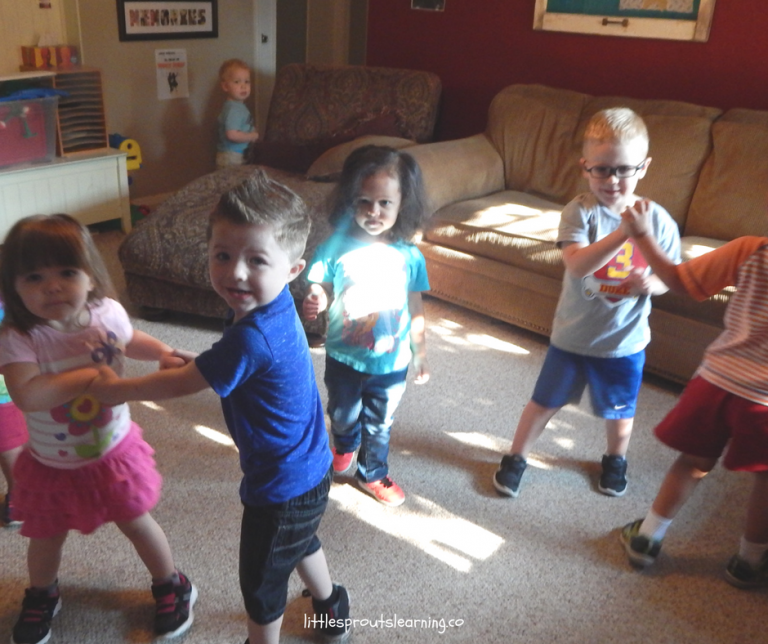 All About Me Dance Party for Kids