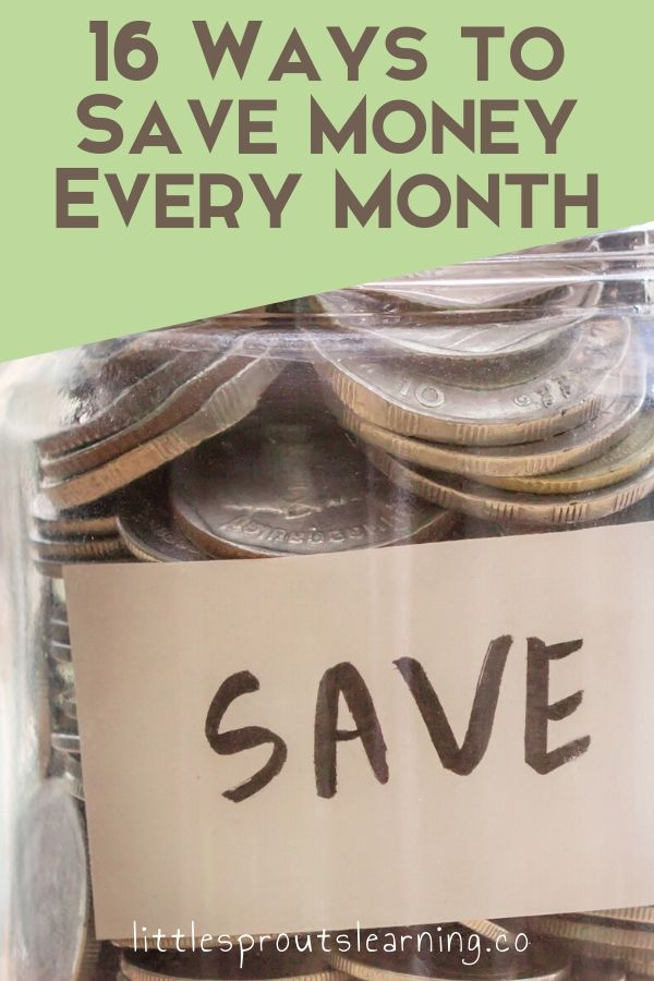 The struggle is real. Do you feel like a hamster on a wheel trying to make money and build your dreams? Money doesn't grow on trees, but there are ways you can save money every month that don't have to feel like misery.